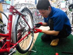 |自転車販売、修理は自転車 ...